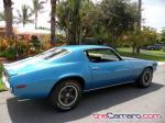 1971 Camaro Z28 4 speed build sheet MINT TIME CAPSULE Laser strait