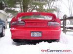 1999 chevrolet camaro supercharged V6