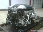 2011 CAMARO 6.2L L99 ENGINE W/AUTO TRANS ONLY 287 MILES
